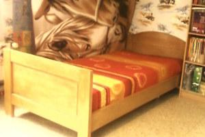 lit en hêtre