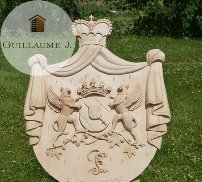 Guillaume Menuiserie - Sculptures ornementales