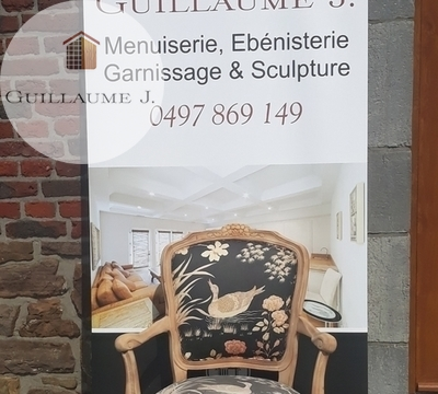 Guillaume Menuiserie - Aérogommage